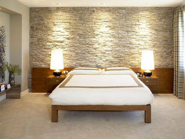 gạc ốp tường đẹp  cho phòng ngủ