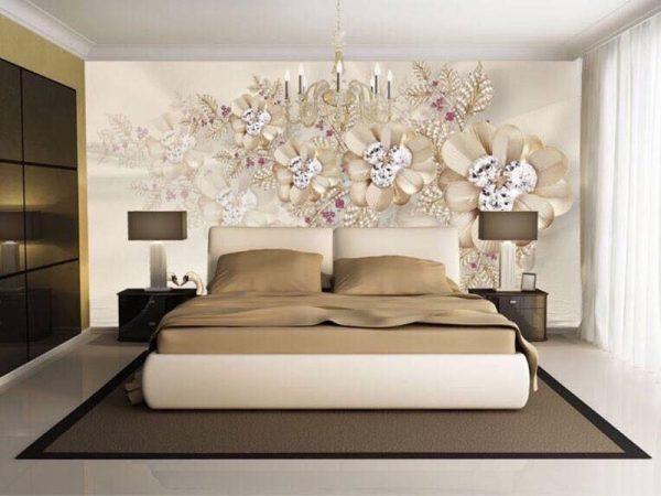 Giải đáp thắc mắc có nên sử dụng gạch ốp tường cho phòng ngủ không?