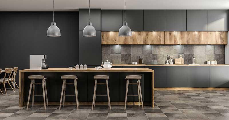 Ưu tiên tiện ích sẽ là xu hướng thiết kế nhà bếp 2021