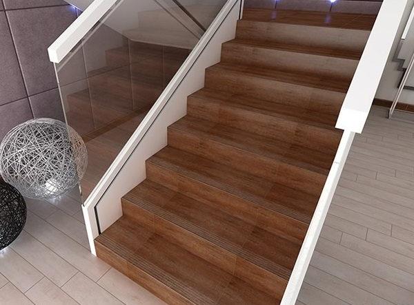 101 mẫu gạch lát cầu thang vân gỗ, vân đá,...đẹp xuất sắc không thể bỏ qua 17