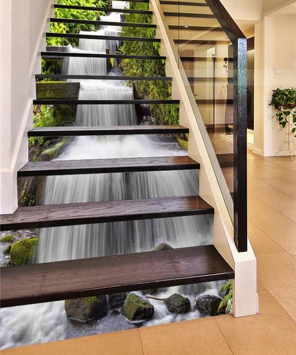 101 mẫu gạch lát cầu thang vân gỗ, vân đá,...đẹp xuất sắc không thể bỏ qua 26