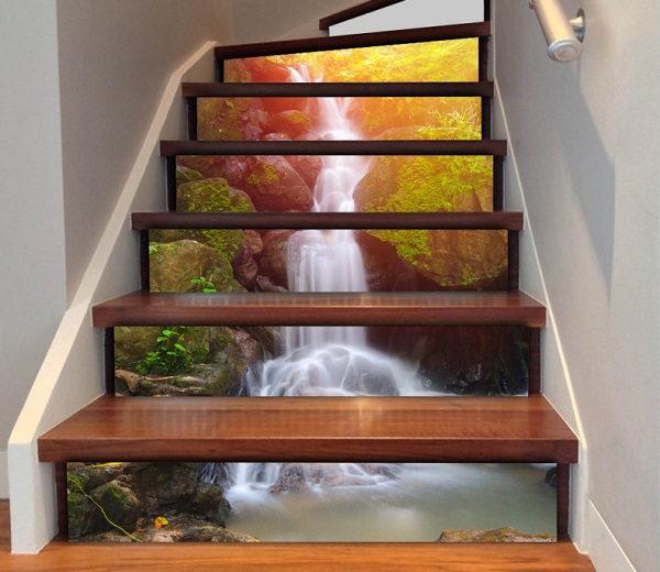 101 mẫu gạch lát cầu thang vân gỗ, vân đá,...đẹp xuất sắc không thể bỏ qua 27