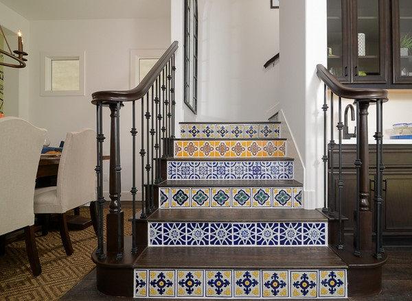 101 mẫu gạch lát cầu thang vân gỗ, vân đá,...đẹp xuất sắc không thể bỏ qua 30