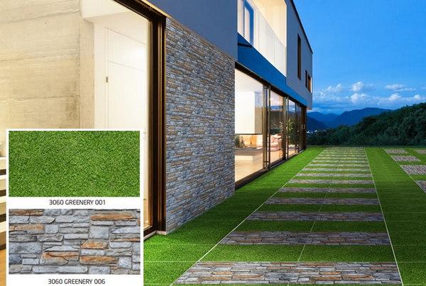 25+ mẫu gạch lát sân vườn chống trơn đẹp - giá rẻ nhất 13