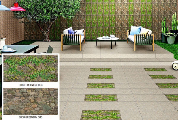 25+ mẫu gạch lát sân vườn chống trơn đẹp - giá rẻ nhất 14
