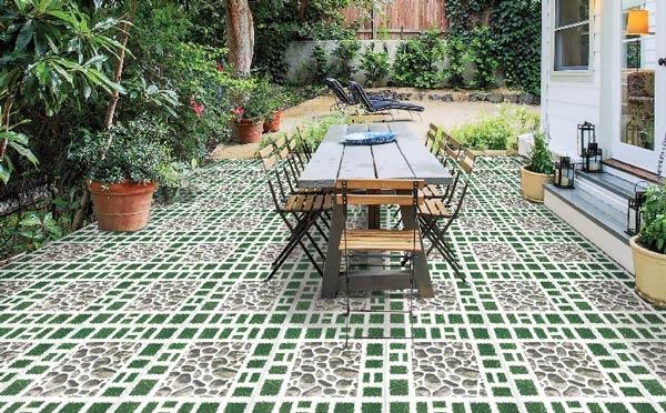 25+ mẫu gạch lát sân vườn chống trơn đẹp - giá rẻ nhất 2