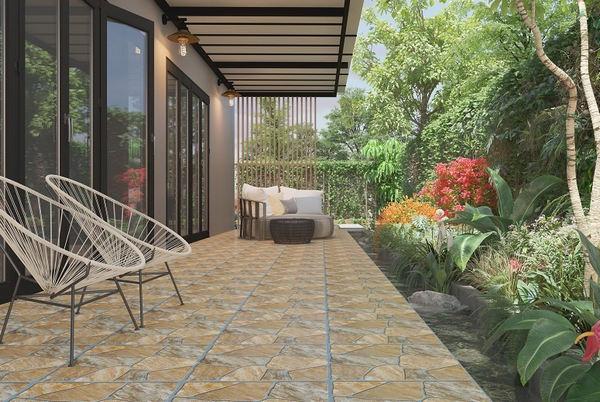 25+ mẫu gạch lát sân vườn chống trơn đẹp - giá rẻ nhất 20