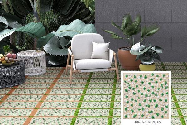 25+ mẫu gạch lát sân vườn chống trơn đẹp - giá rẻ nhất 7