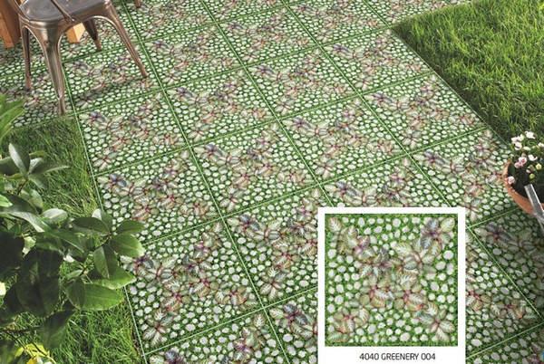 25+ mẫu gạch lát sân vườn chống trơn đẹp - giá rẻ nhất 8