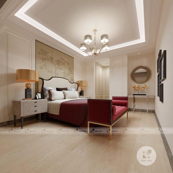 """30+ mẫu gạch lát nền phòng ngủ vân gỗ đẹp sang trọng - """"ăn khách"""" nhất 2021 1"""