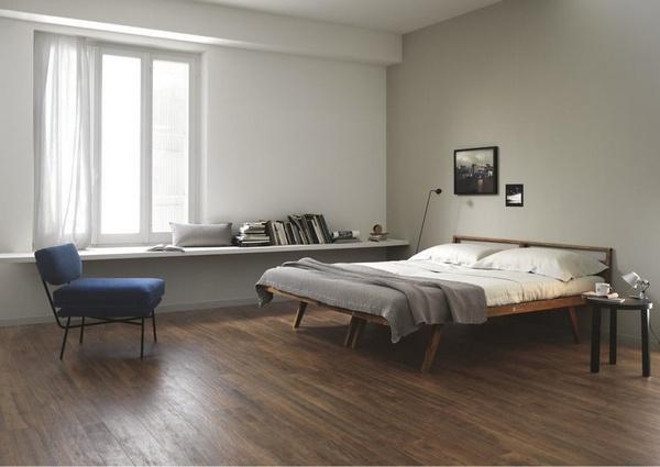 """30+ mẫu gạch lát nền phòng ngủ vân gỗ đẹp sang trọng - """"ăn khách"""" nhất 2021 10"""