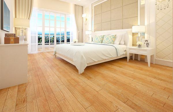 """30+ mẫu gạch lát nền phòng ngủ vân gỗ đẹp sang trọng - """"ăn khách"""" nhất 2021 3"""