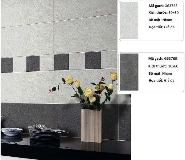 [Cập nhật] Báo giá gạch ốp tường Taicera 30x60 mẫu HOT - giá ưu đãi 2021 2