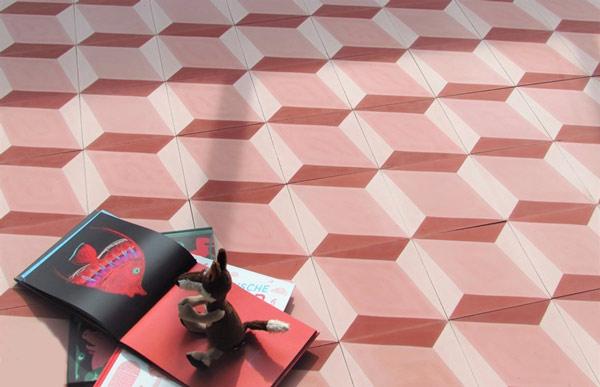 Gạch lát nền màu hồng hợp mệnh gì? TOP mẫu đẹp nên chọn năm 2021 14