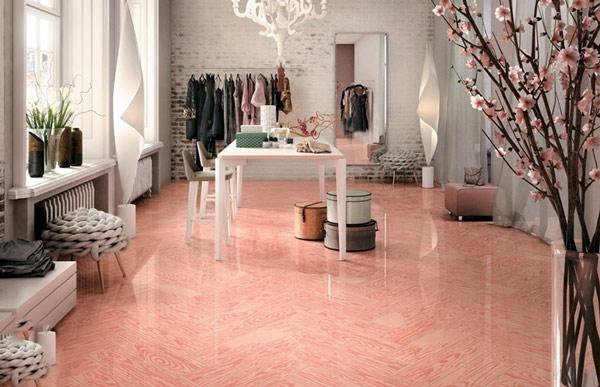 Gạch lát nền màu hồng hợp mệnh gì? TOP mẫu đẹp nên chọn năm 2021 7