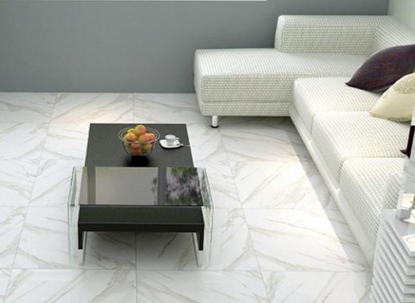 Top mẫu gạch lát nền phòng khách nhà nhỏ đẹp XUẤT SẮC kèm cách chọn 1
