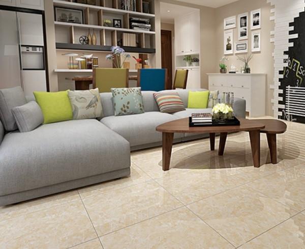 Top mẫu gạch lát nền phòng khách nhà nhỏ đẹp XUẤT SẮC kèm cách chọn 4