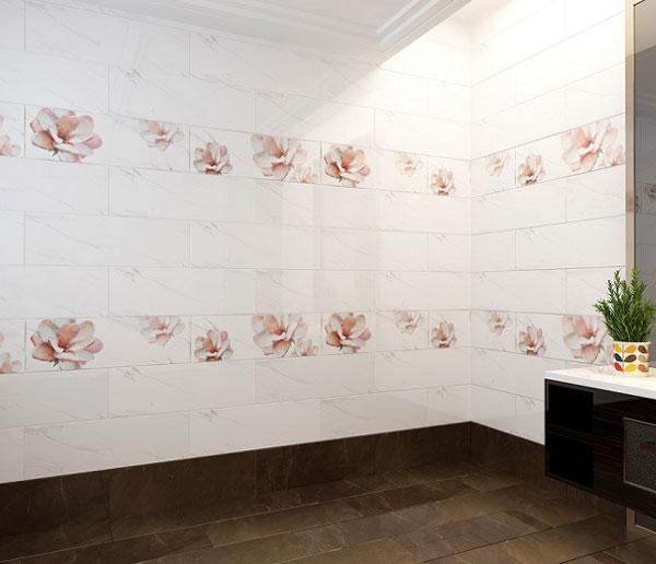 Top mẫu gạch ốp tường màu trắng 30x60 đẹp được yêu thích nhất 2021 14