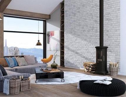 Top mẫu gạch ốp tường màu trắng 30x60 đẹp được yêu thích nhất 2021 6