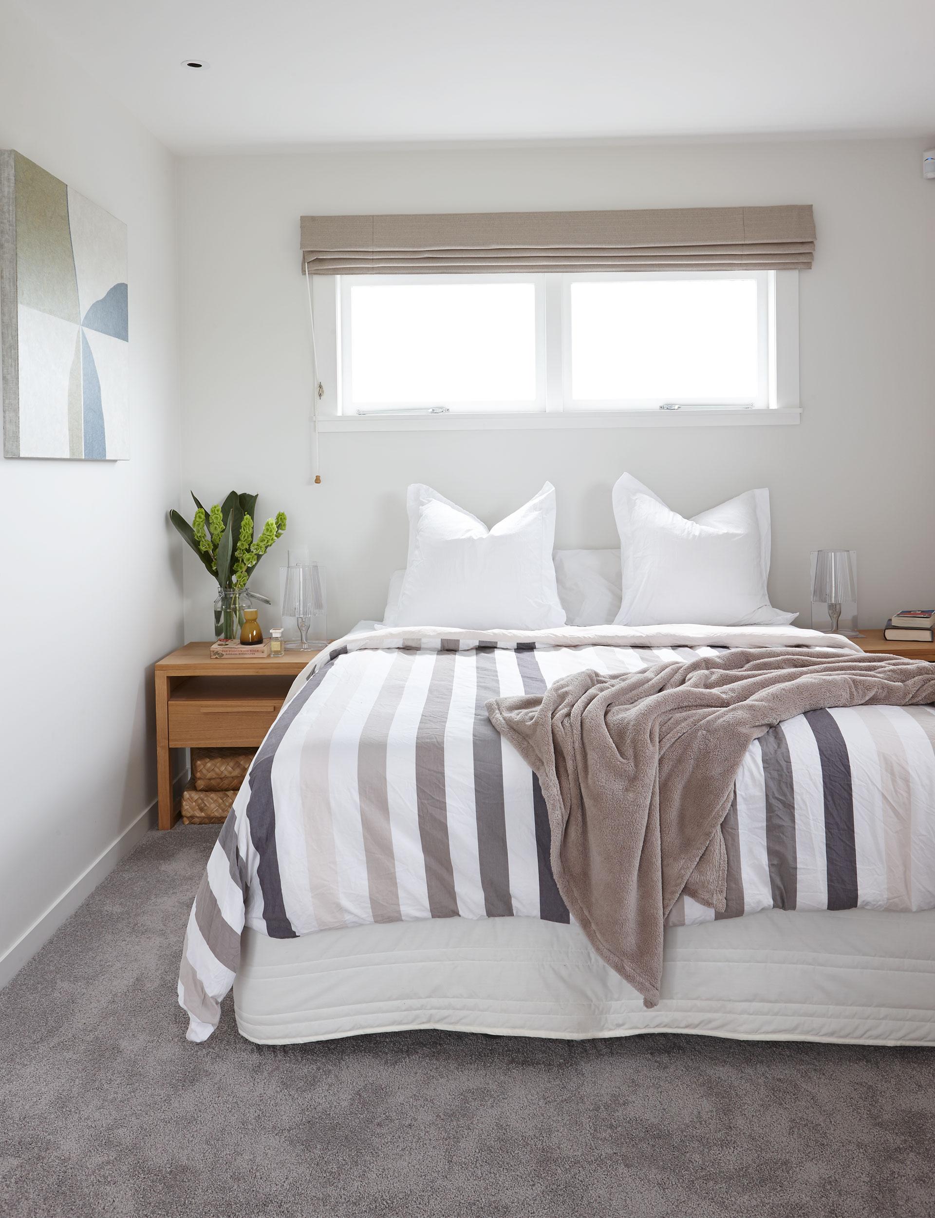 Thiết kế phòng ngủ nhỏ rộng rãi hơn