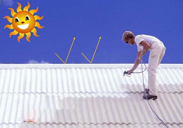 Giải pháp chống nóng mái tôn CỰC HIỆU QUẢ cho mùa nắng nóng 3