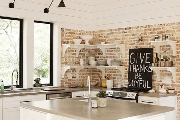 TOP mẫu gạch thẻ ốp tường nhà bếp đẹp xu hướng 2021 2