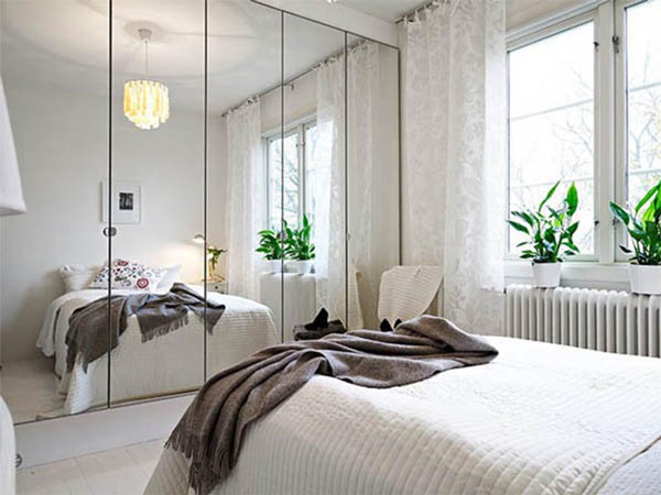 Ý tưởng trang trí tường phòng ngủ ấn tượng, tiết kiệm chi phí 2
