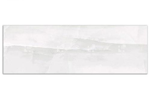 Gạch ốp mặt tiền màu trắng