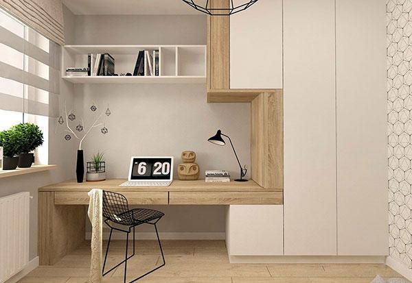 10++ thiết kế phòng làm việc giúp bạn TẬP TRUNG HƠN 10