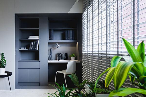 10++ thiết kế phòng làm việc giúp bạn TẬP TRUNG HƠN 13