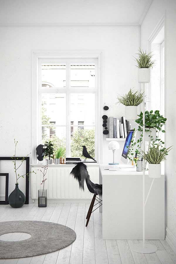 10++ thiết kế phòng làm việc giúp bạn TẬP TRUNG HƠN 14