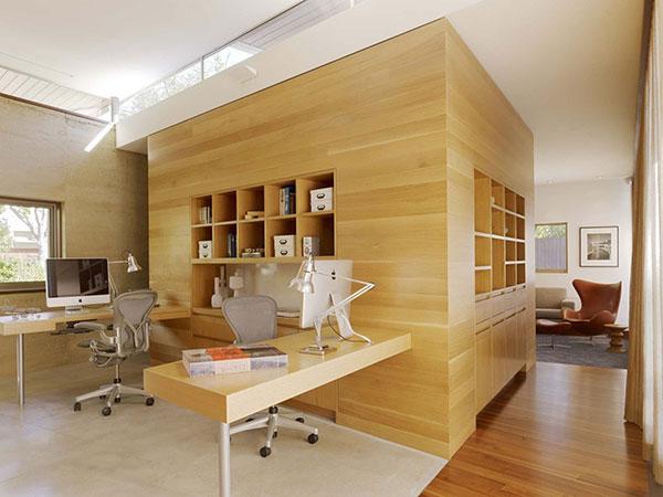 10++ thiết kế phòng làm việc giúp bạn TẬP TRUNG HƠN 2