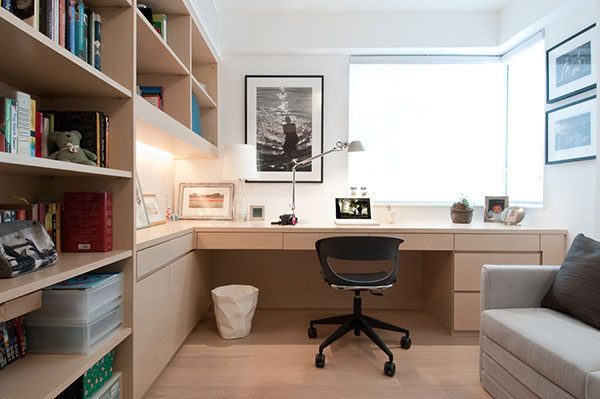 10++ thiết kế phòng làm việc giúp bạn TẬP TRUNG HƠN 3