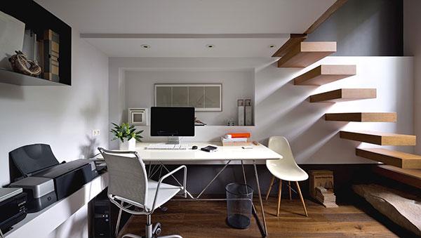 10++ thiết kế phòng làm việc giúp bạn TẬP TRUNG HƠN 7