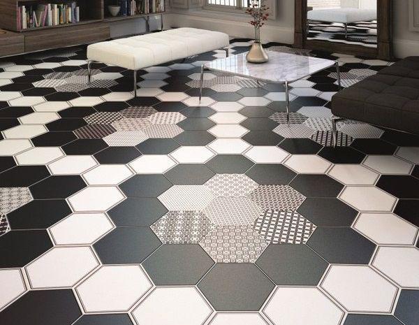 50+ mẫu gạch lục giác đen đẹp xuất sắc nên chọn 2021 3