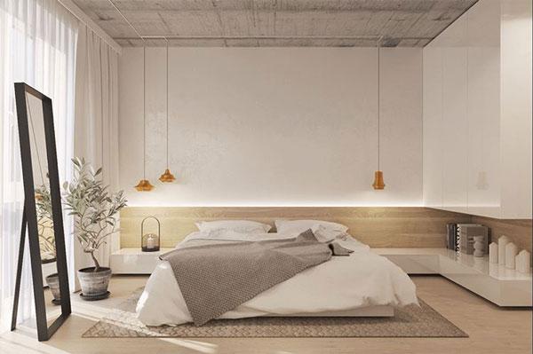 Những mẫu phòng ngủ đơn giản ĐẸP - SANG - CHẤT 2