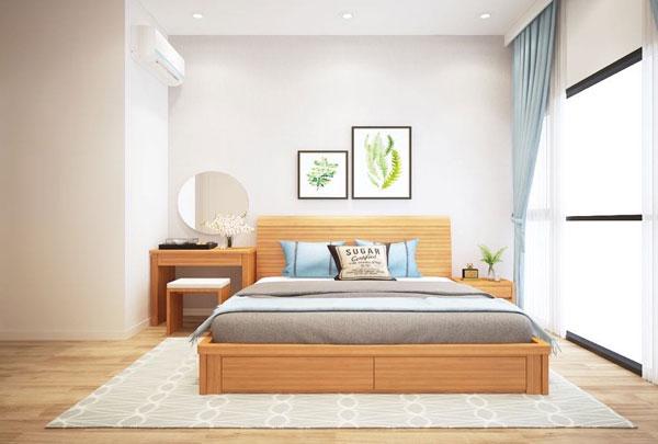 Những mẫu phòng ngủ đơn giản ĐẸP - SANG - CHẤT 6